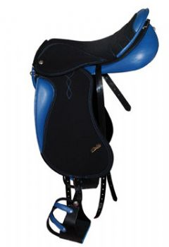 VILA'S Desert endurance saddle by Zaldi